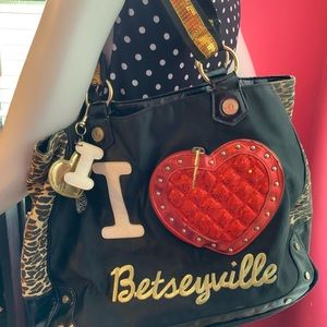 Betseyville Tote Bag